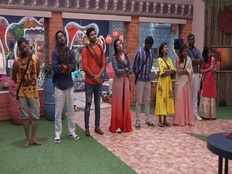nagarjuna telugu bigg boss season 3 september 23 written updates 10th week nominations fire