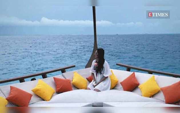 पूरी स्टाइल के साथ मालदीव में वकेशन बिता रही हैं सोनाक्षी सिन्हा