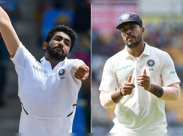 IND vs SA: टेस्ट सीरीज में चोटिल बुमराह की जगह उमेश को मौका