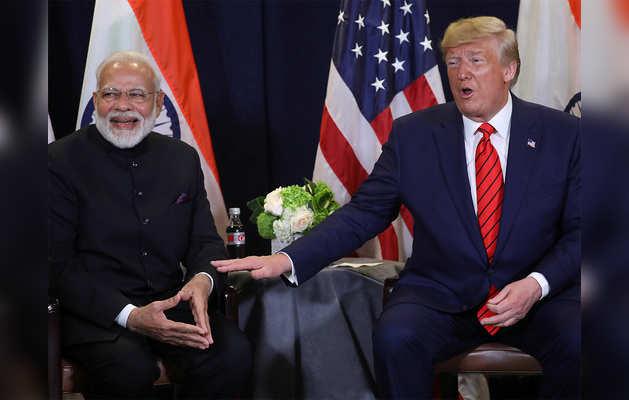 अमेरिकी राष्ट्रपति डॉनल्ड ट्रंप ने कहा, जल्द होगा भारत के साथ व्यापार समझौता
