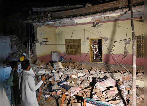न्यू मीरपुर था भूकंप का केंद्र
