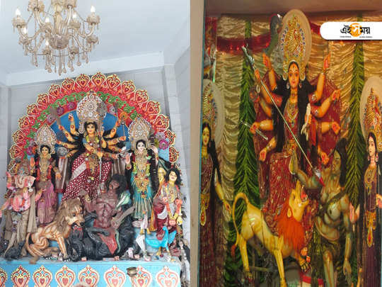 Bagladesh: Durga puja celebrated in Mymensingh