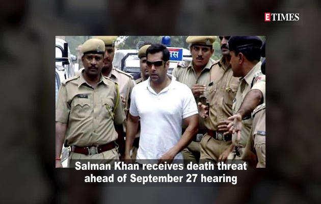 सलमान खान को मिली जान से मारने की धमकी