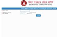 Bihar BSEB 10th-12th Dummy Admit Card 2020 जारी, डीटेल्...