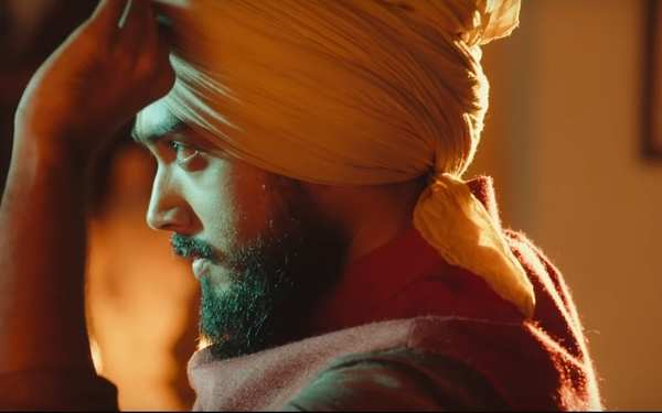 kalidas jayaram starrer happy sardar official trailer