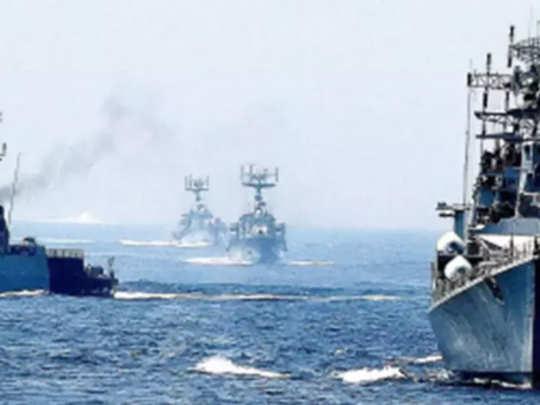 Indian-Warships-in-Arabian-