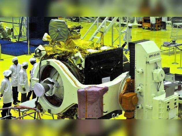 चंद्रयान-2: इसरो चीफ का बयान- ऑर्बिटर अच्छी तरह से कर रहा है काम
