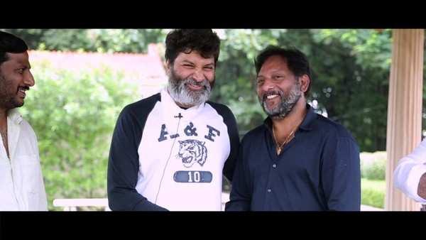 raagala 24 gantallo teaser launched by director trivikram srinivas