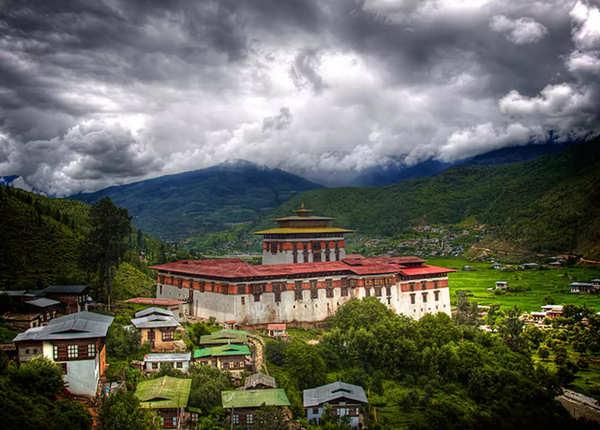 भूटान