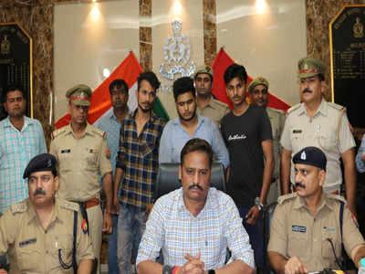 आरोपियों की गिरफ्तारी के साथ ही पुलिस ने किया खुलासा