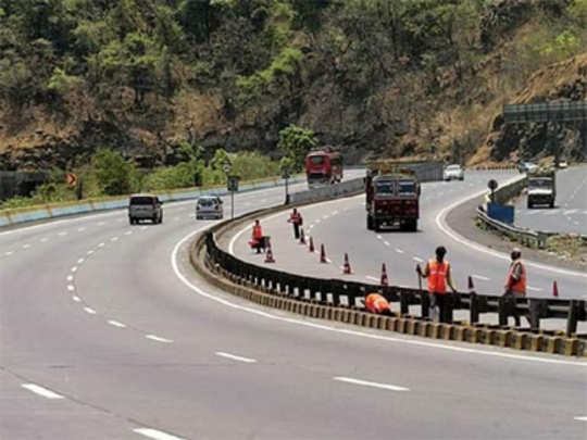 Mumbai-Pune-Expressway