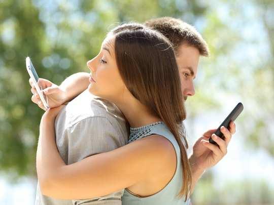 phone checking