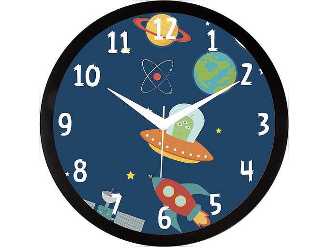 RAG28 – Kids' Wall Clock