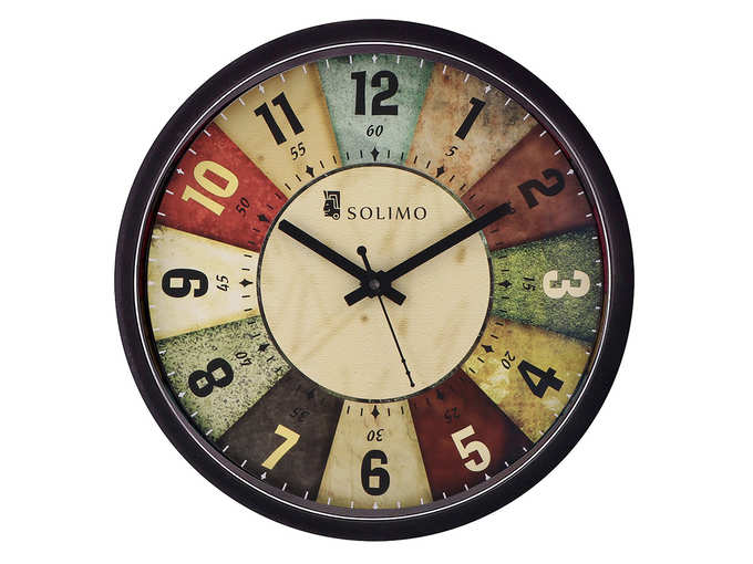 SOLIMO Wall Clock