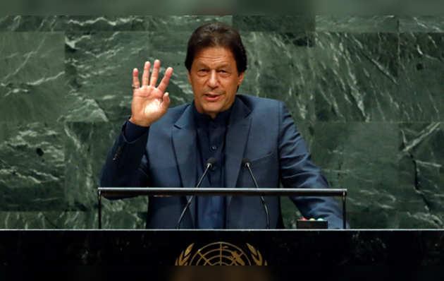 UNGA में दिए गए भाषण पर ट्रोल हुए पाकिस्तान के प्रधानमंत्री इमरान खान