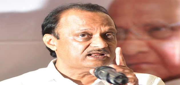 शरद पवार, NCP की बदनामी की वजह से दिया इस्तीफाः अजित पवार