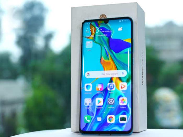 Amazon ग्रेट इंडियन सेल: हुवावे के स्मार्टफोन्स पर ₹30 हजार तक की छूट