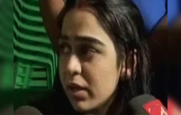 लालू की बहू ऐश्वर्या ने राबड़ी देवी और मीसा भारती पर प्रताड़ित करने का आरोप लगाया
