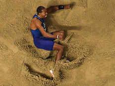 वर्ल्ड ऐथलेटिक्स चैंपियनशिप्स: क्रिस्टियन टेलर ने बनाई खिताबी हैटट्रिक