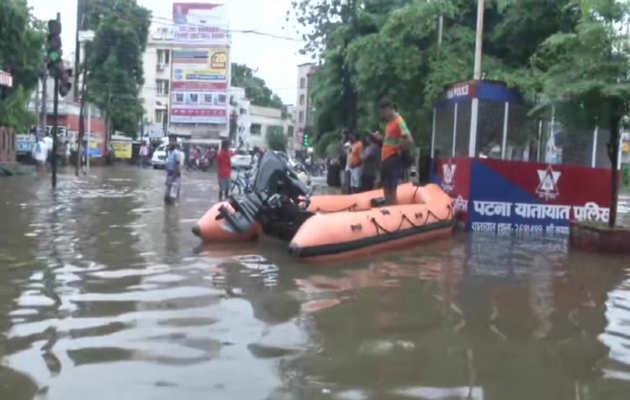 बिहार बाढ़ में मरने वालों की संख्या 29 हुई