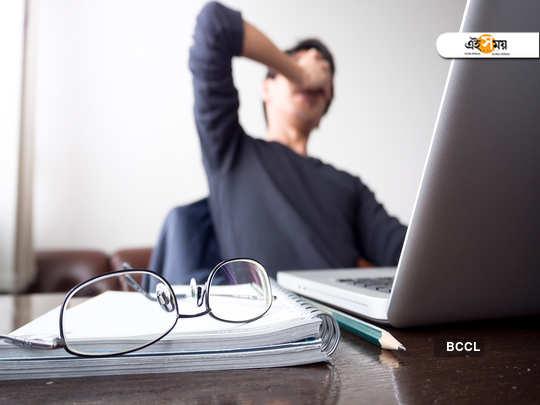 Workplace stress.