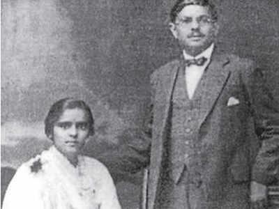 मणिलाल और पत्नी सुशीला