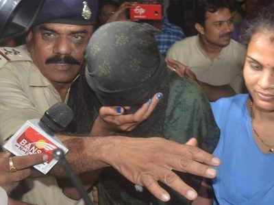 आरोपियों को 14 दिन की न्यायिक हिरासत