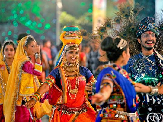 नवरात्रि गरबा