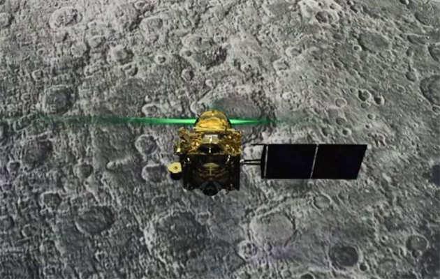 विक्रम लैंडर से संपर्क के लिए इसरो को है चंद्रमा पर दिन का इंतजार