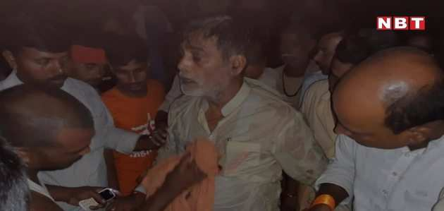पटना: पलटी बीजेपी सांसद की नाव, बाल-बाल बचे