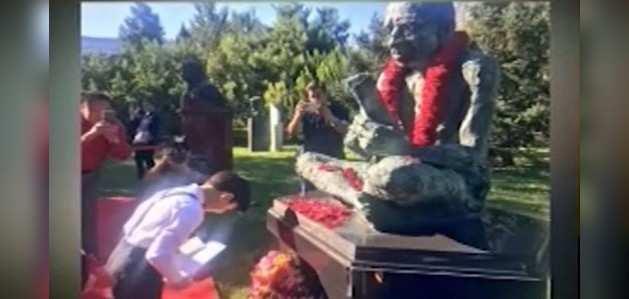 चीन ने नहीं दी गांधी जयंती मनाने की इजाजत