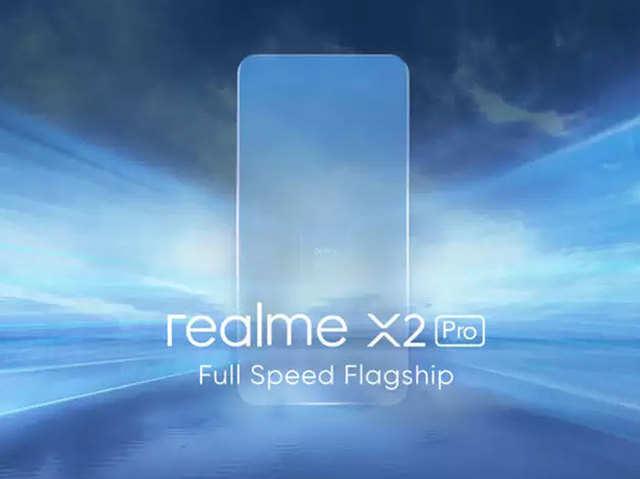 दुनिया की सबसे फास्ट चार्जिंग टेक्नॉलजी के साथ आ रहा Realme X2 Pro