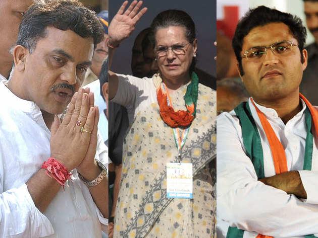 महाराष्ट्र और हरियाणा कांग्रेस में बढ़ा बवाल