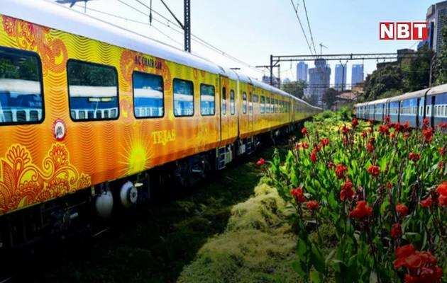 आज से चलेगी दिल्ली-लखनऊ के बीच पहली प्राइवेट तेजस, जानें डिटेल्स