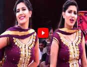 Sapna Chodhary ने नए डांस विडियो ने मचाया धमाल, फैन्स मिस ना करें उनका यह विडियो