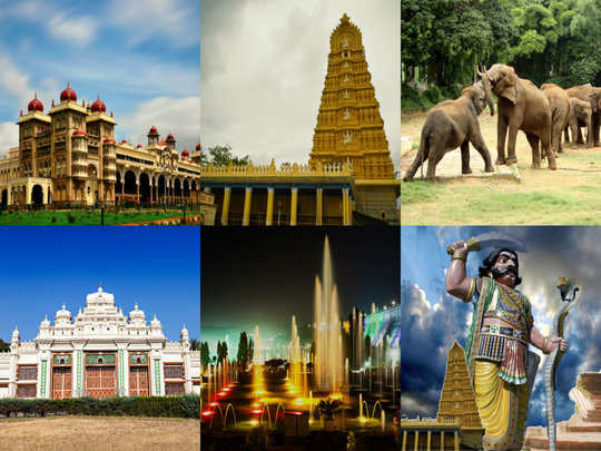 mysore places