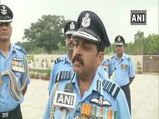 air force chief bhadauria says a big mistake the iaf shooting down its helicopter on february 27