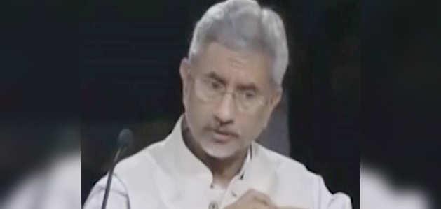 वर्ल्ड इकनोमिक फोरम के मंच पर एस जयशंकर ने भारत की नीति को राष्ट्रवादी करार दिया