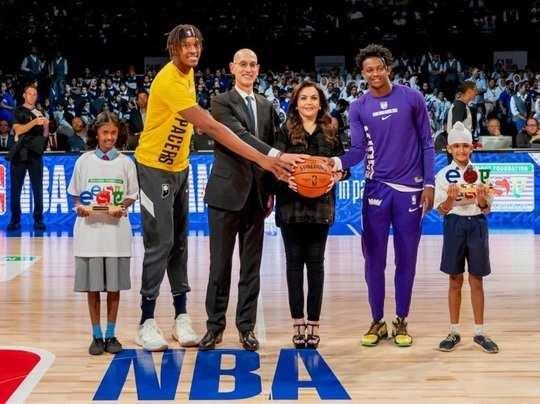 NBA 2019.