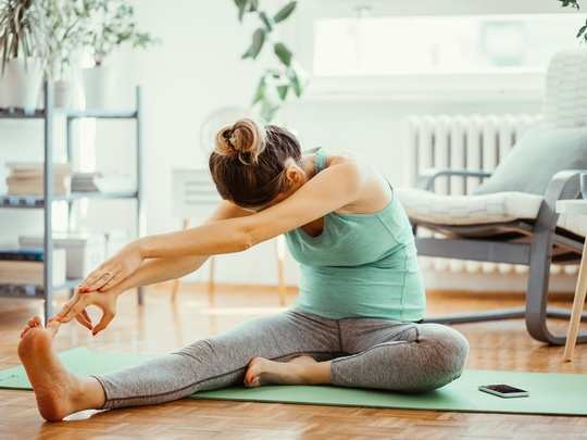 Yoga during periods