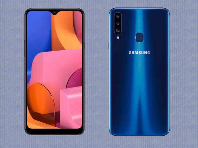 ट्रिपल रियर कैमरे वाला Samsung Galaxy A20s हुआ लॉन्च, जानें कीमत
