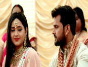 काजल खेसारी के रोमांटिक भोजपुरी गाने ने उड़ाया गरदा, देखें विडियो