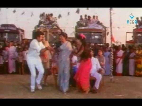 dasara songs dasara vachindi video song from lorry driver movie