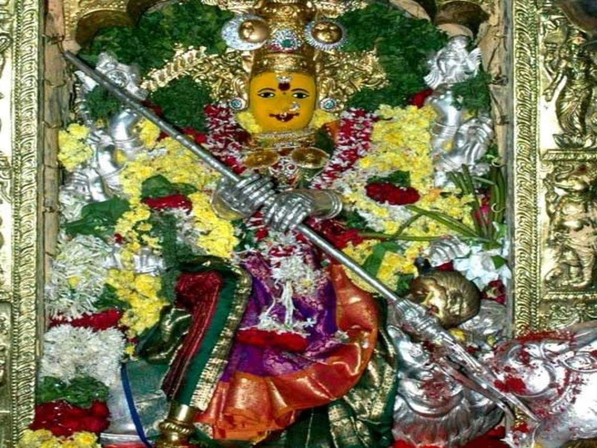 Image result for మహిషాసురమర్ధిని గా దర్శనమిచ్చిన దుర్గమ్మ