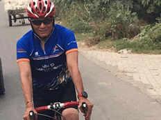 कश्मीर से कन्याकुमारी तक साइकल की सवारी