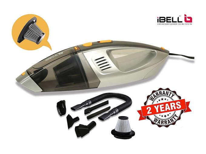 iBELL Car Vacuum Cleaner