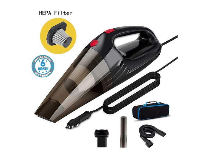 Voroly High Power Handheld Car Vacuum Cleaner
