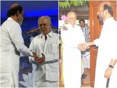 super star rajinikanth in news once again for his unmatchable behaviour