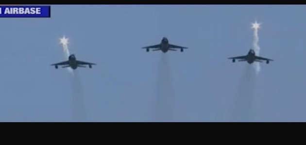 वायुसेना दिवस: विंग कमांडर अभिनंदन ने फ्लाईपास्ट का किया नेतृत्व