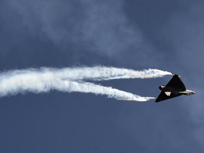 हिमाचल की सीमाओं पर गरजे फाइटर जेट; मंगलवार सुबह वायुसेना ने की गश्त, सुनी गई लड़ाकू विमानों की गर्जना